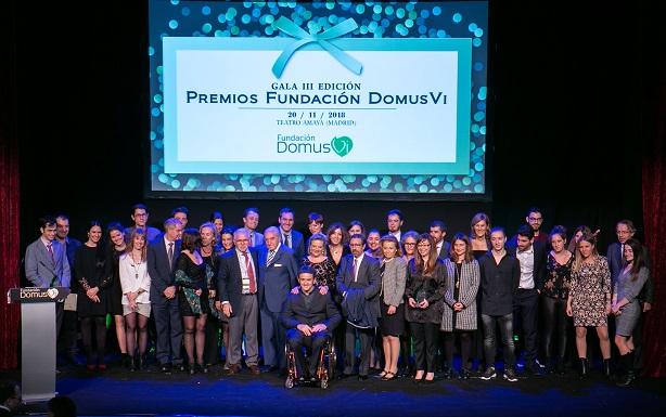 Premiado-fundación