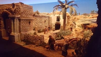 Visita Belen San Juan de Dios DomusVi Santa Justa 8