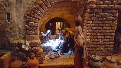 Visita Belen Viviente San Juan Dios 6