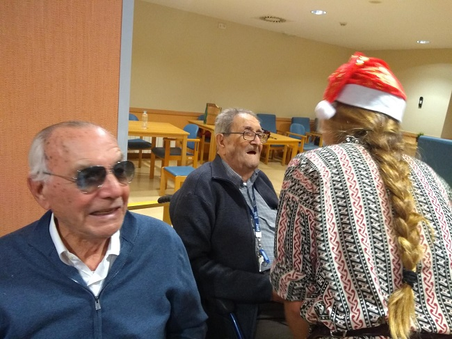Visita Coro Cristiano de El Campello (3)