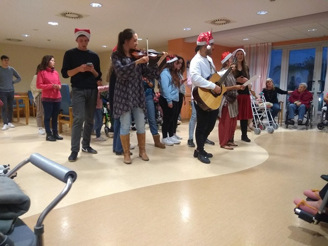 Visita Coro Cristiano de El Campello (6)