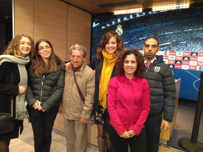 news la nostra casa visita Fundación Esther Koplowitz4
