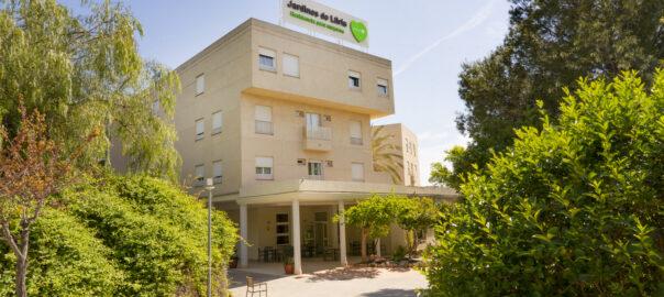 Residencia mayores Valencia Llíria