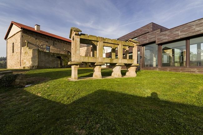 Residencia ancianos Ourense Barra de Miño