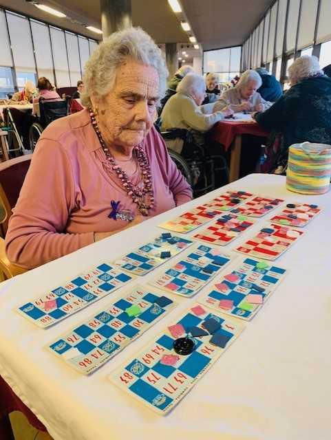 Bingo en Micaela 1