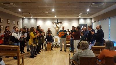 Coro Santa Genoveva DomusVi Santa Justa 2