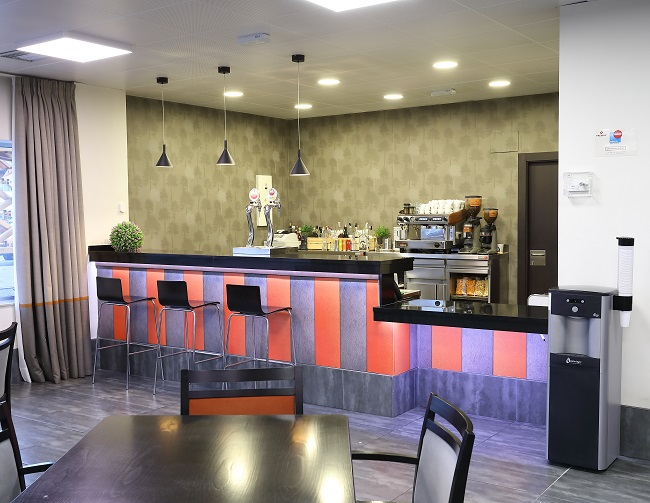DomusVi Arroyo cafeteria