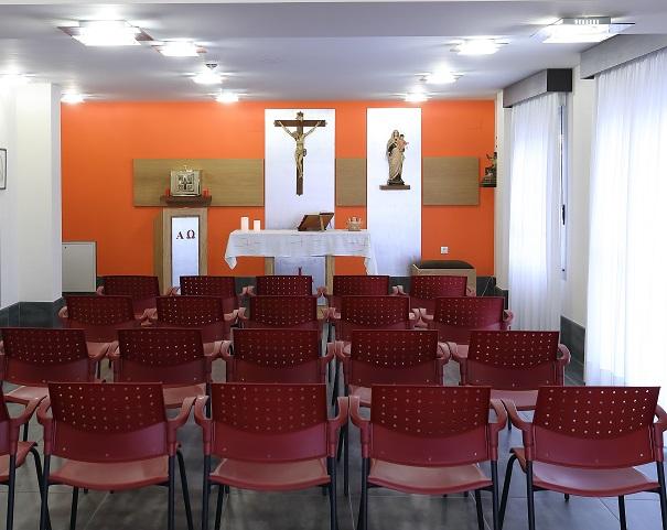 DomusVi Arroyo capilla