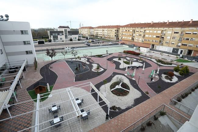 Residencia ancianos Valladolid Arroyo
