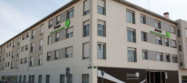 Residencia para mayores Arroyo de la Encomienda DomusVi Valladolid