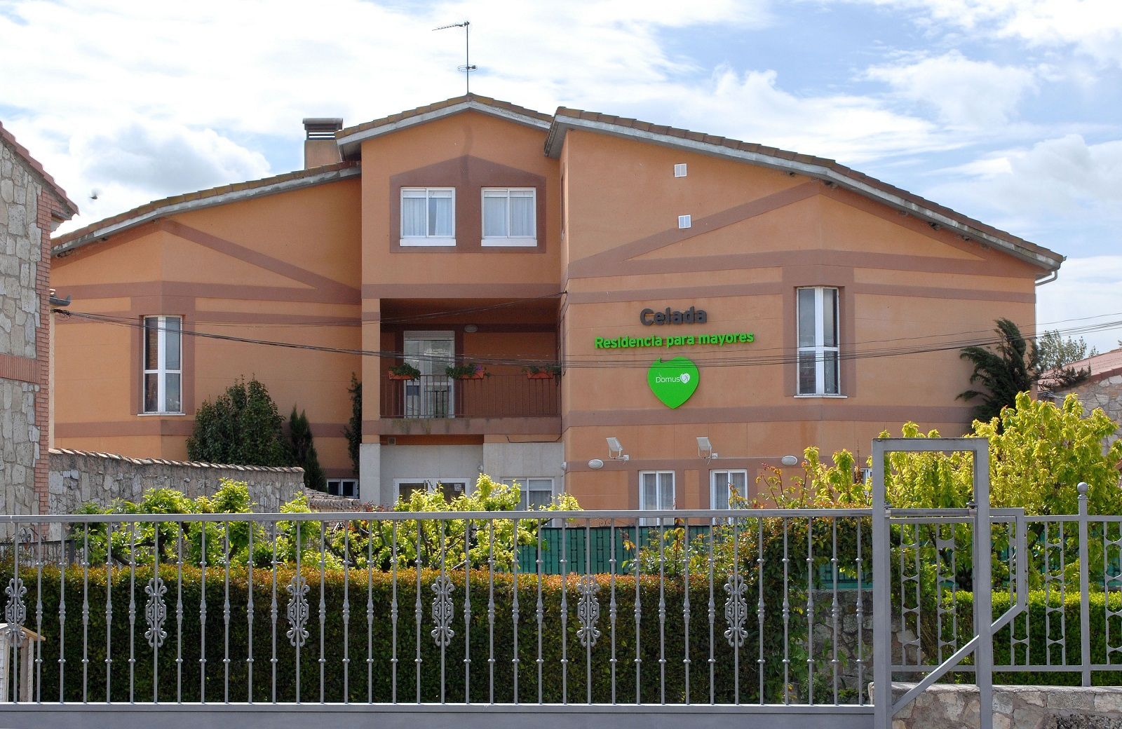 Residencia para mayores Celada, Burgos