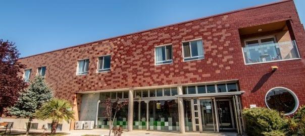 Residencia DomusVi Monfarracinos fachada