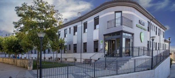Residencia para mayores Palencia, Valdepero