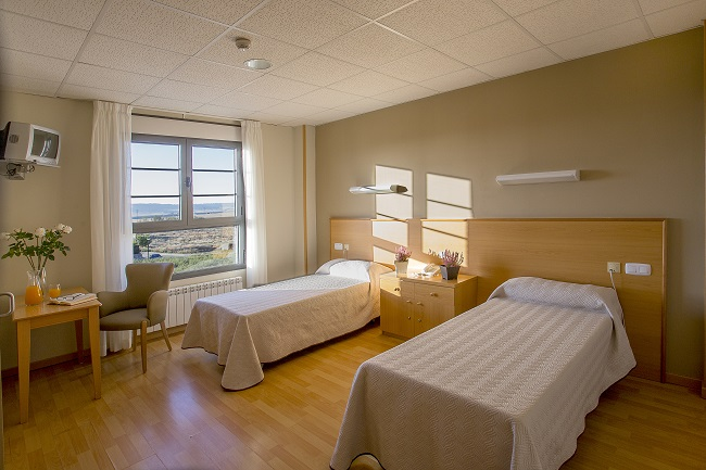 DomusVi Palencia habitación