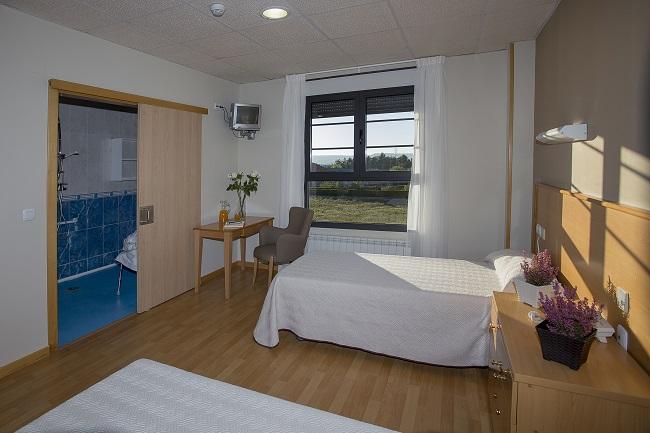 DomusVi Palencia habitación1