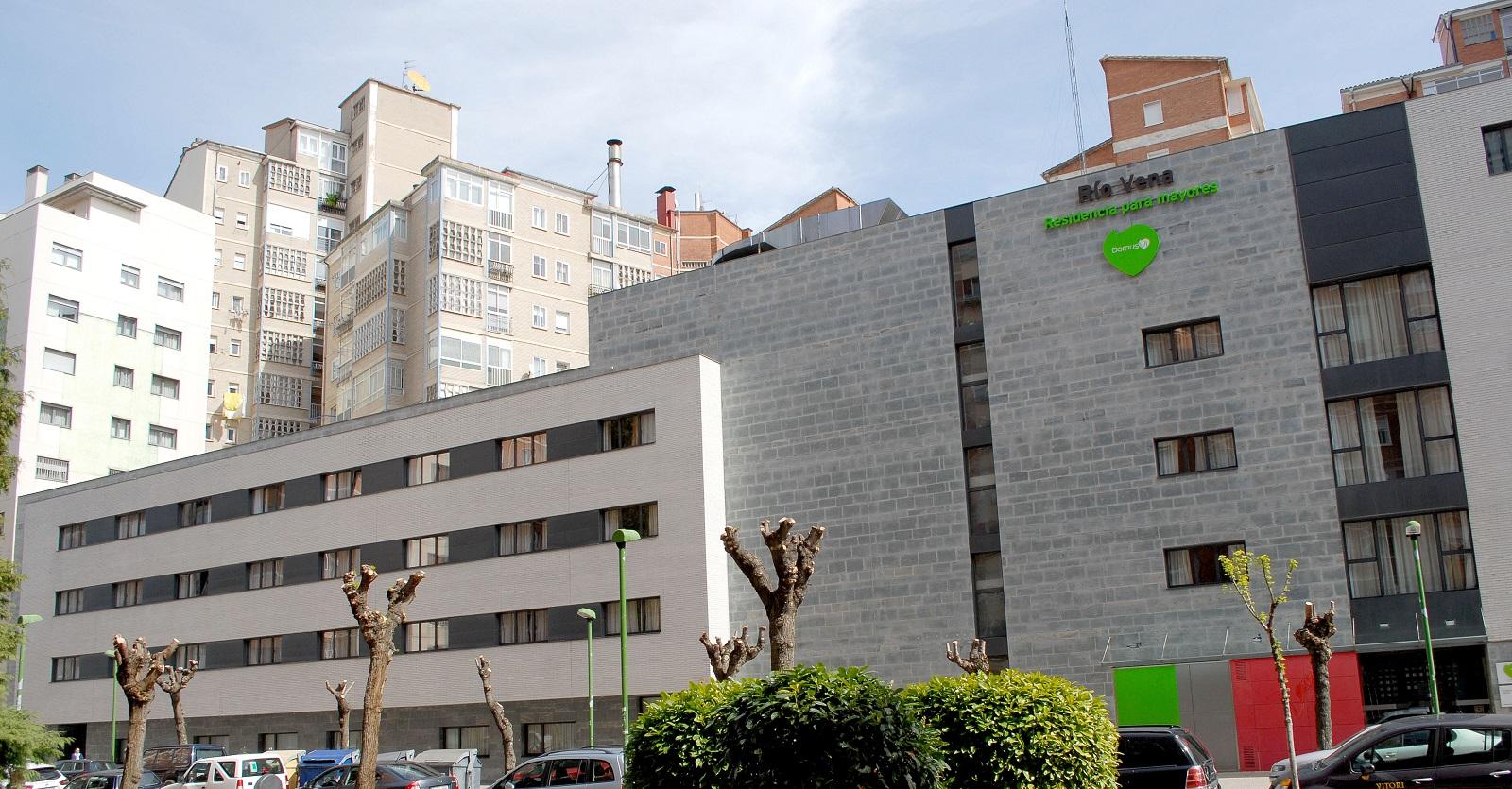 Residencia para mayores Río Vena, Burgos