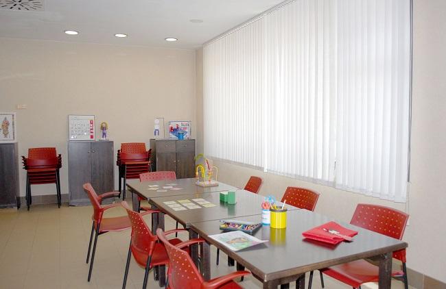 DomusVi Rio Vena sala de terapias