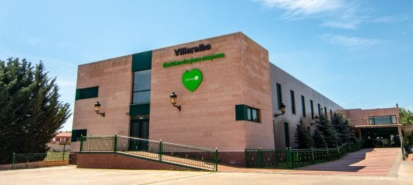 Residencia para mayores Villaralbo, Zamora