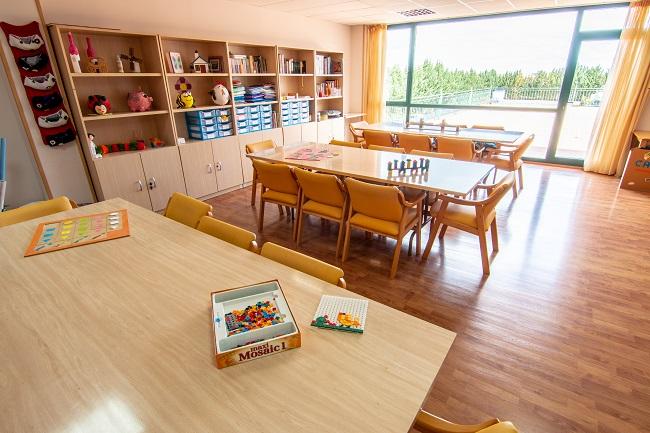 DomusVi Villaralbo sala de terapias