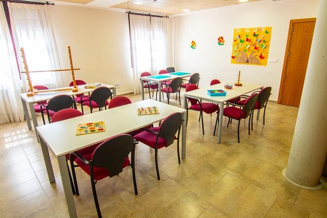 Los Gavilanes sala terapias2