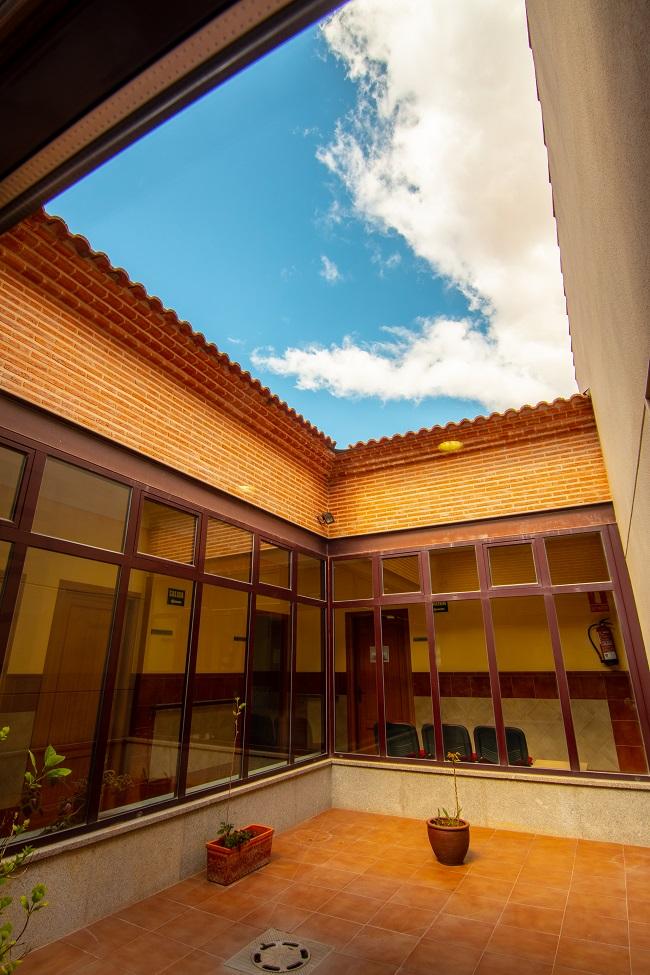Los Gavilanes terraza