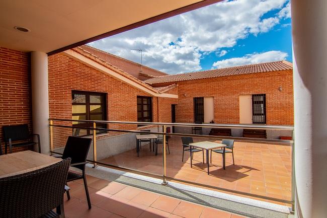 Los Gavilanes terraza1