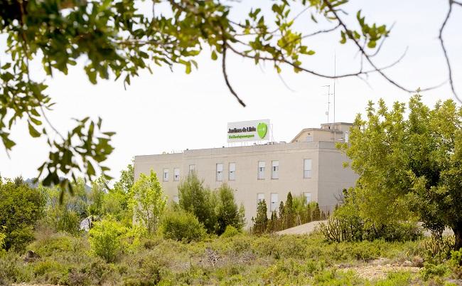 Residencia Jardines de Llíria Fachada