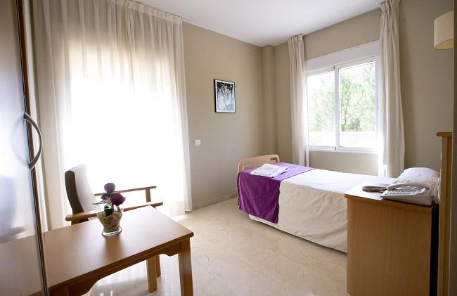 Residencia Jardines de Llíria Habitación Individual