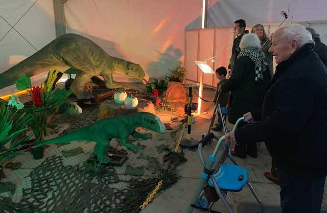 Salida Exposición Dinosaurios