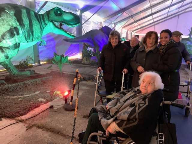 Salida Exposición Dinosaurios4
