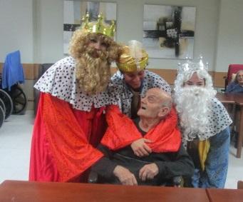 Visita RRMM en DomusVi Leganés (1)