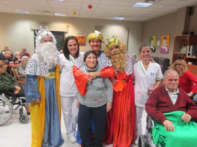 Visita RRMM en DomusVi Leganés (7)