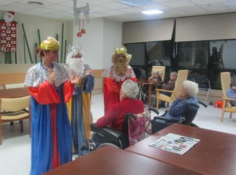 Visita RRMM en DomusVi Leganés (9)