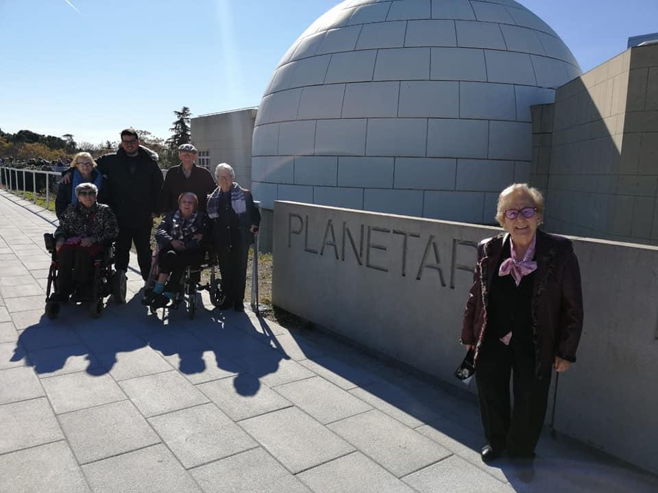 Excursión Planetario de Madrid