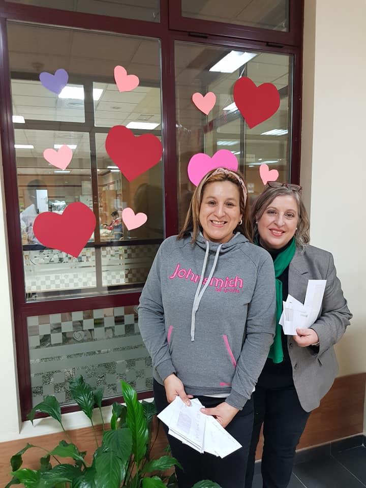 San Valentin 2019 Domusvi Alcalá de Henares