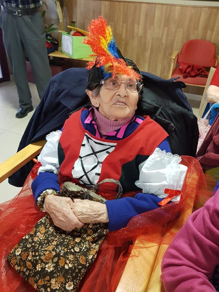 Segundo día de Carnaval DomusVi Alcalá de Henares
