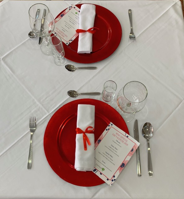 Comida por San Valentín en Albufera