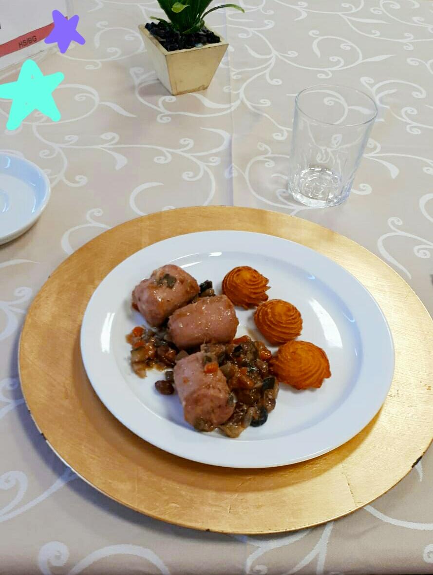 DomusVi Valdemoro jornada gastronómica febrero cataluña