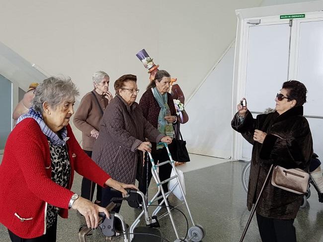Excursión Exposición Ninot Ciudad Artes 2