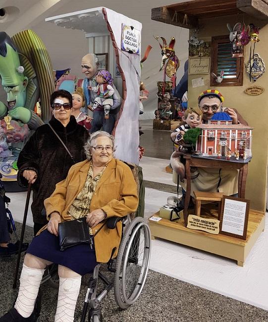 Excursión Exposición Ninot Ciudad Artes 4