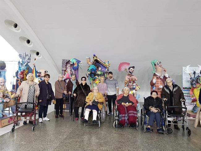 Excursión Exposición Ninot Ciudad Artes 5
