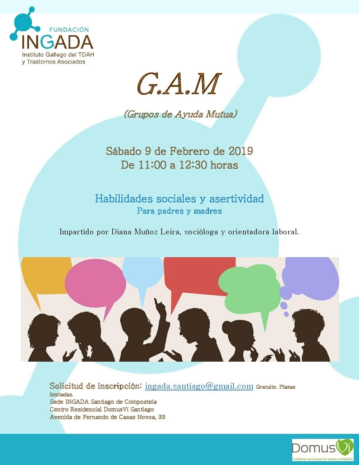 DomusVi San Lázaro. GAM 9-02-19