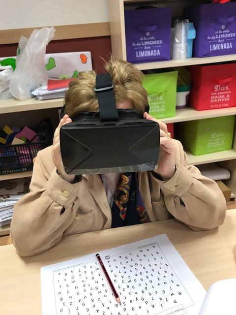 Gafas Virtuales Condes de Corbull 1