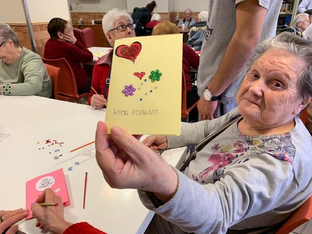 Taller de tarjetas de san valentín13