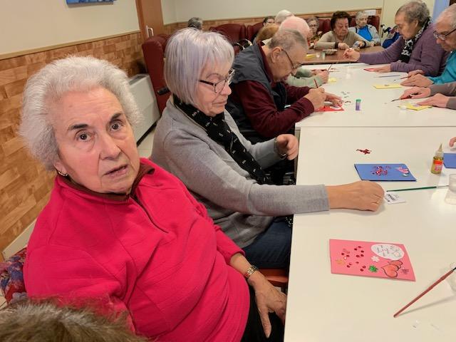 Taller de tarjetas de san valentín14