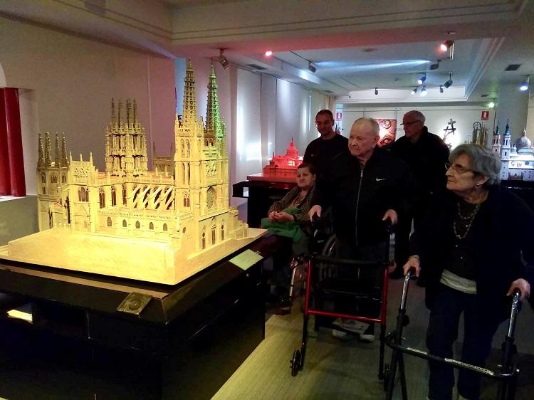 Visita al Museo Tiflológico ONCE4