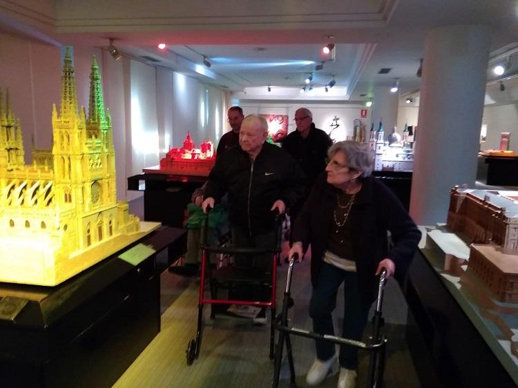 Visita al Museo Tiflológico ONCE5