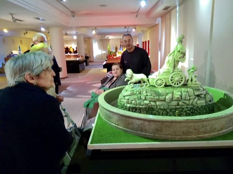 Visita al Museo Tiflológico ONCE7