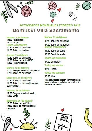 DomusVi Villa Sacramento Donostia