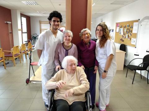 residencia para mayores de Cádiz
